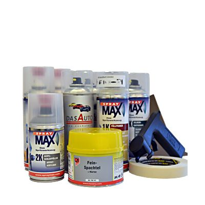 dasAuto paintwork and repair set