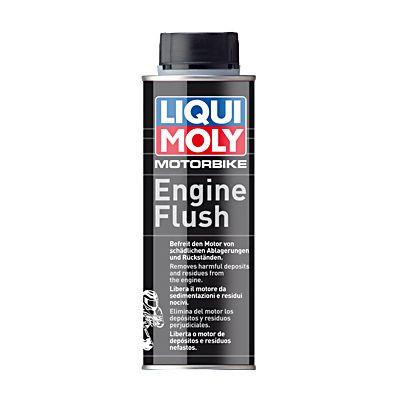 Liqui Moly engine flushing motorcycle