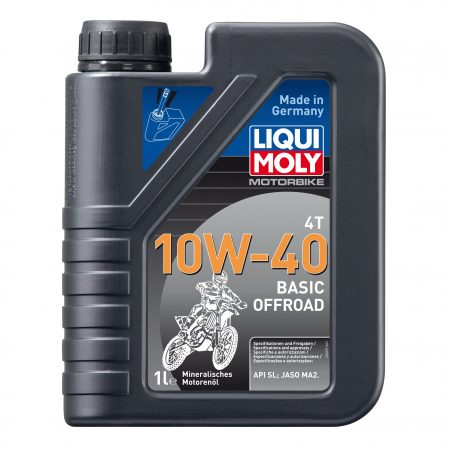 Liqui Moly Motoröl