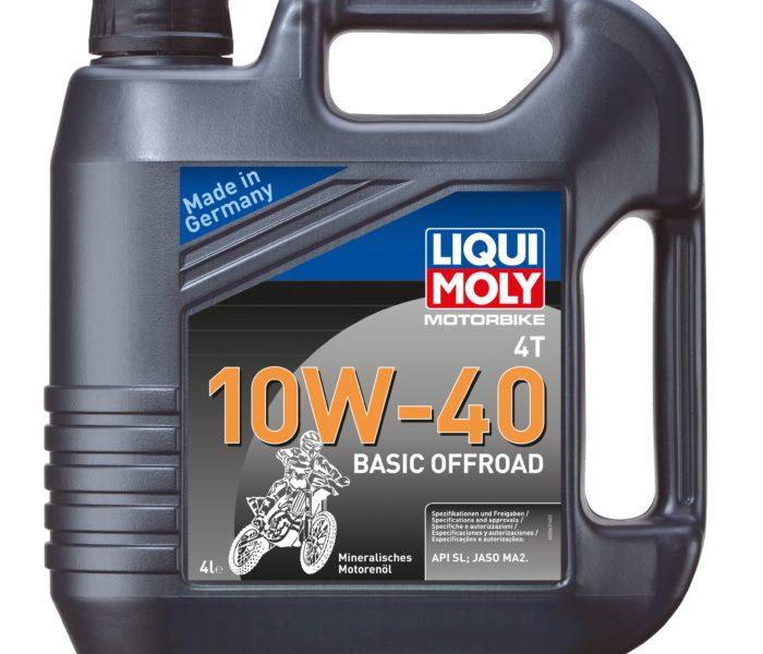Liqui Moly Motoröl