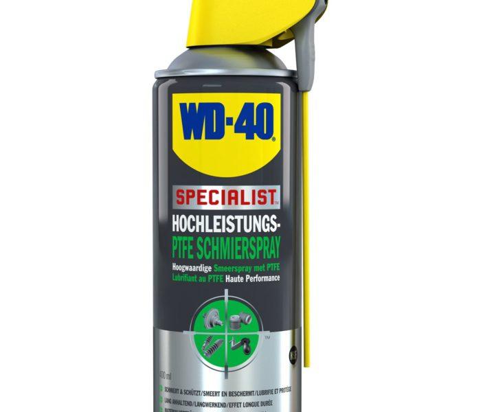 WD 40 Specialist Hochleistungs PTFE Schmierspray