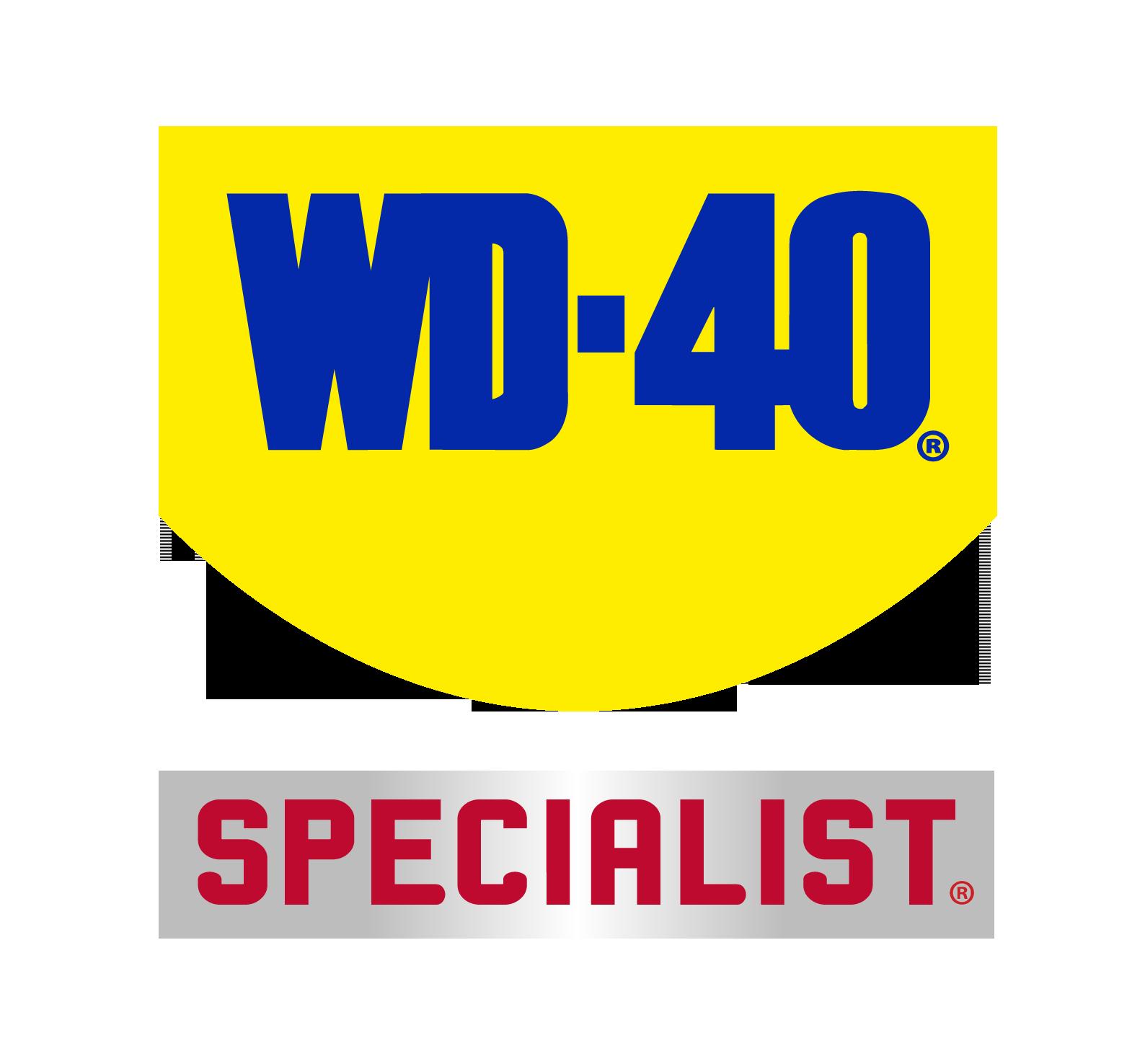 WD 40 Specialist Logo
