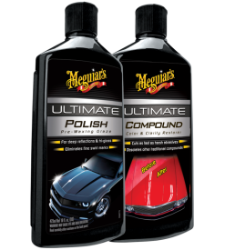 Ultimate Polish and Ultimate Compound