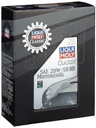 Liqui Moly Oldtimer Motoröl