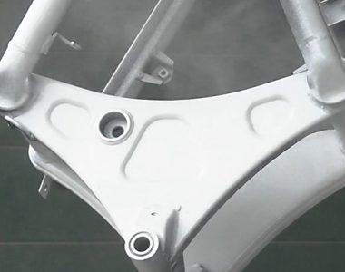 #7: Rahmen lackieren