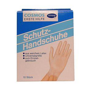 Gummi Handschuh