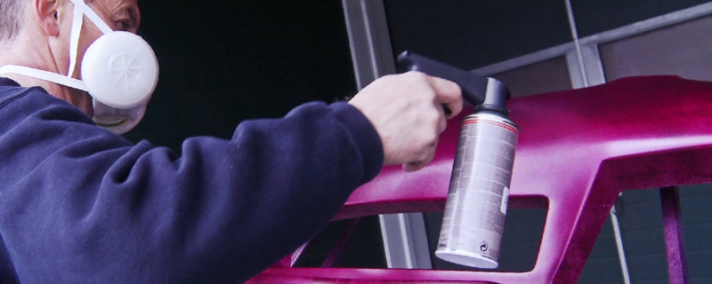 Painting with dasAuto handle