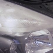 Repair blind headlights