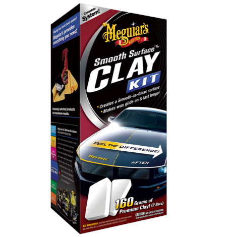 Smooth Surface Clay Kit Meguiars