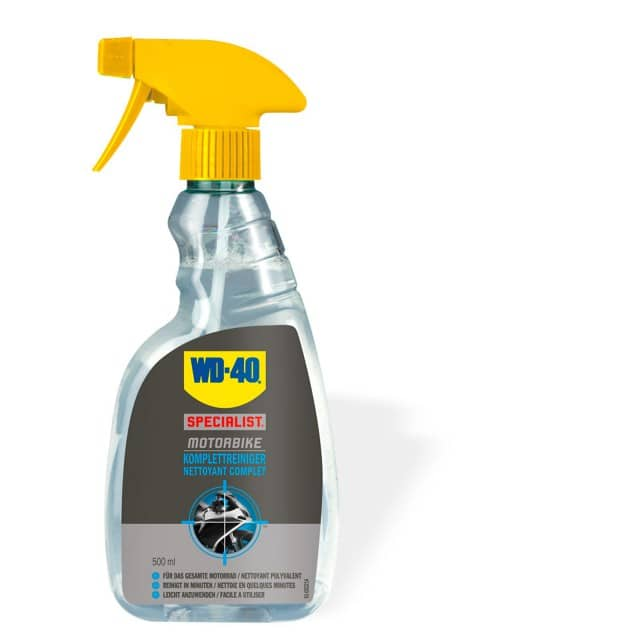 WD-40 Specialist Motorbike Complete Cleaner 500 ml