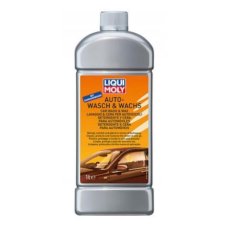 Liqui Moly Auto Wasch und Wachs