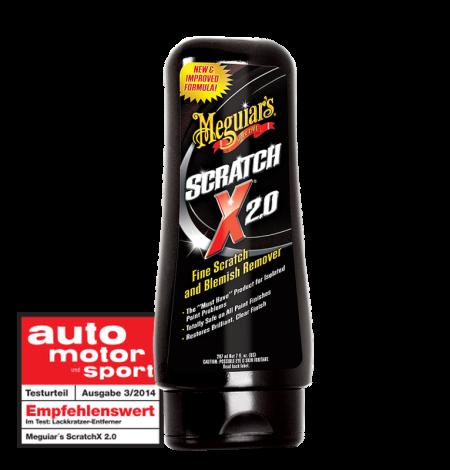 Scratch X Kratzer Entferner Meguiars