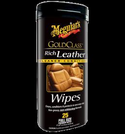 Rich Leather Reinigung, Pflege, Schutz Meguiars