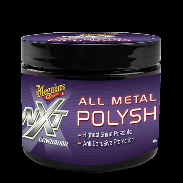 Metal Polish Meguiars
