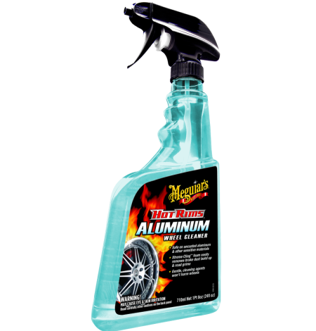 Hot Rims Aluminium Wheel Cleaner Meguiars