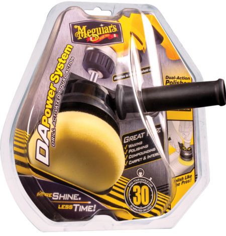 Power System Meguiars