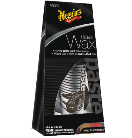 Dark Wax Meguiars Dunkle Lacke