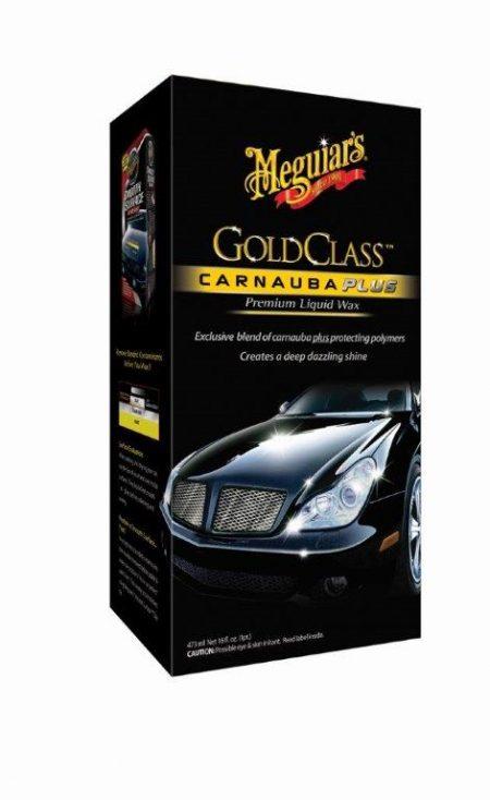 Gold Class Flüssig Wachs Meguiars