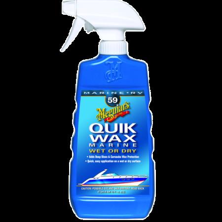 Quik Wax Marine Meguiars