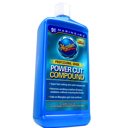 Power Cut Compound Meguiars
