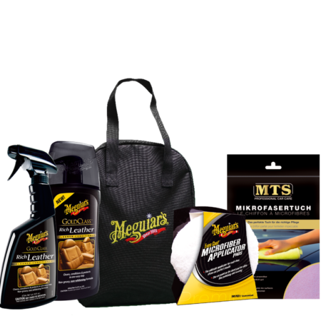 Leather care - SET by Meguiars