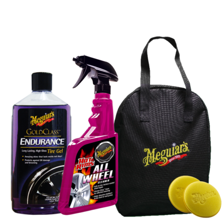 Tire Care Set 1 by Meguiars at the set price