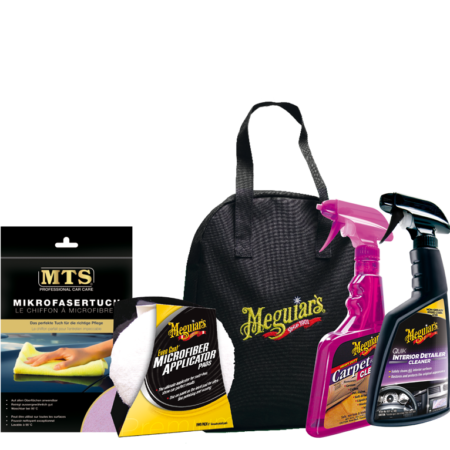 Interior Care Set by Meguiars