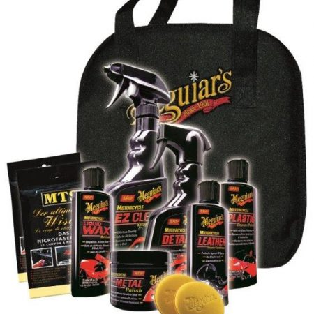 Motorcycle Care Set Gross by Meguiars